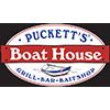 Puckett's Boat House brand logo