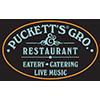Puckett's oval logo