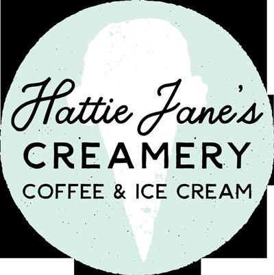 Hattie Jane's Creamery logo