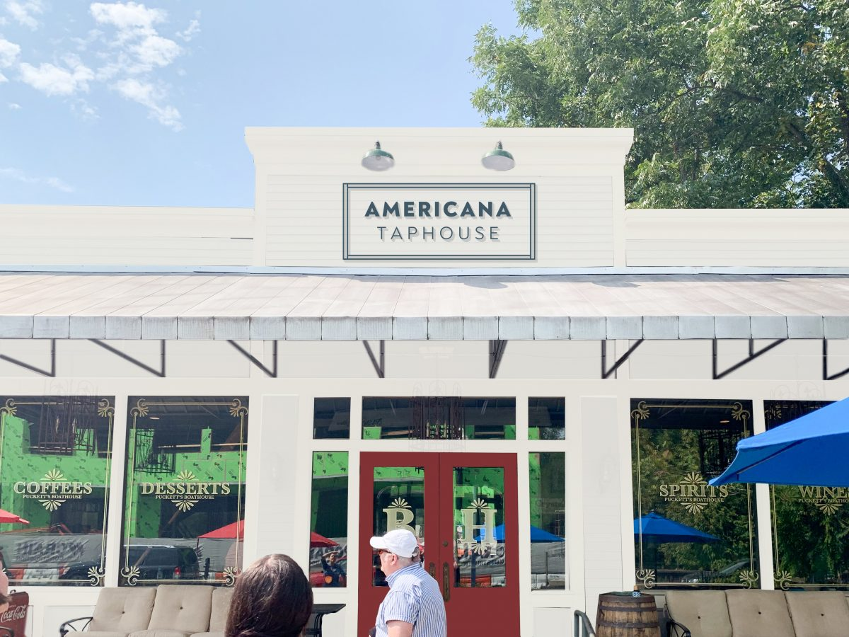Puckett's Boat House becomes Americana Taphouse